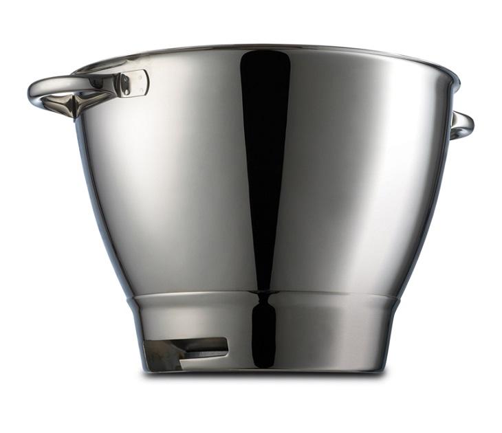 Μπολ με Χερούλια Kenwood 36385 για Σειρά Chef μικρές οικιακές συσκευές
