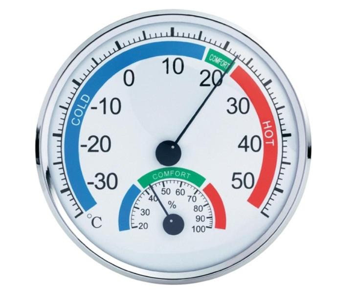 Θερμόμετρο & Υγρόμετρο Ακριβείας OEM