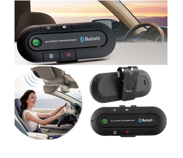 Bluetooth HandsFree Αυτοκινήτου με Σύστημα Multipoint V4.0 21976 bluetooth   fm transmitters