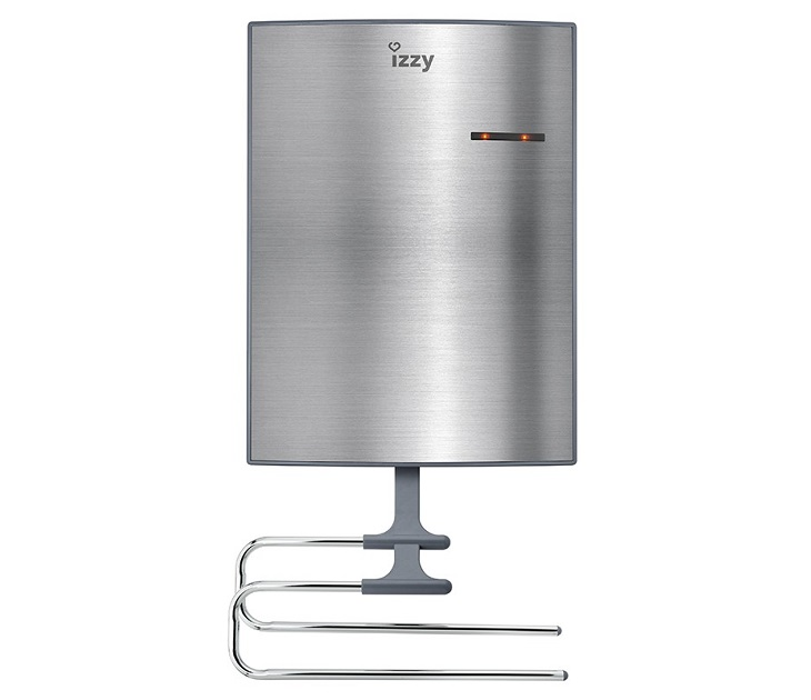 Αερόθερμο Μπάνιου με Απλώστρα Izzy 200-IP1 αερόθερμα