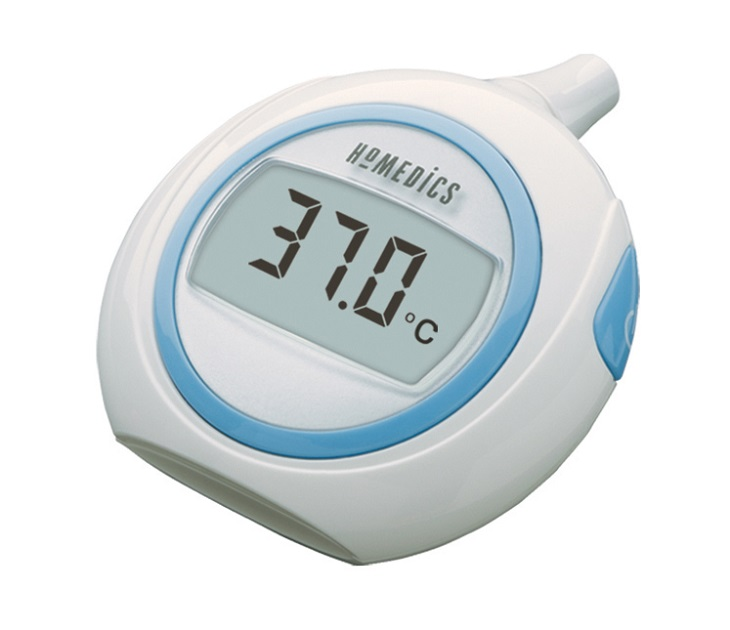 Θερμόμετρο Αυτιού Ενός Δευτερολέπτου Homedics TE-100 θερμόμετρα πυρετού