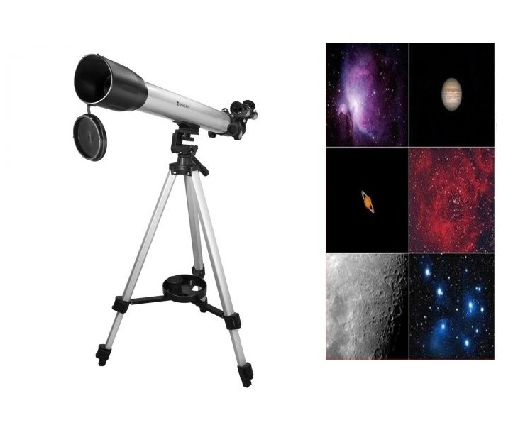 Τηλεσκόπιο για Αρχάριους με Διοπτρικό και Ανακλαστήρα E70060 OEM gadgets