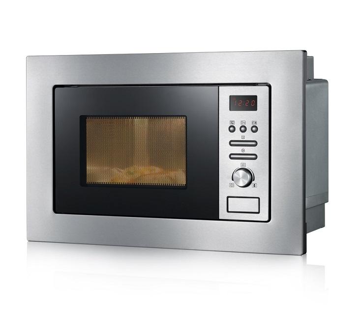 Εντοιχιζόμενος Φούρνος Μικροκυμάτων Severin MW 7880 20lt φούρνοι μικροκυμάτων