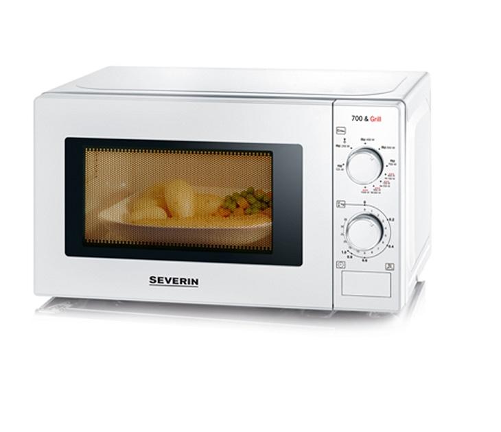 Φούρνος Μικροκυμάτων Severin MW 7891 20lt με Λειτουργία Grill μικρές οικιακές συσκευές