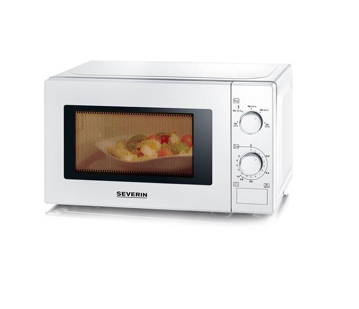 Φούρνος Μικροκυμάτων Severin MW 7890 20lt μικρές οικιακές συσκευές