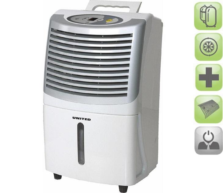 Αφυγαντήρας 18Lt. DUE-1835 UNITED (390 Watt) είδη θέρμανσης   ψύξης