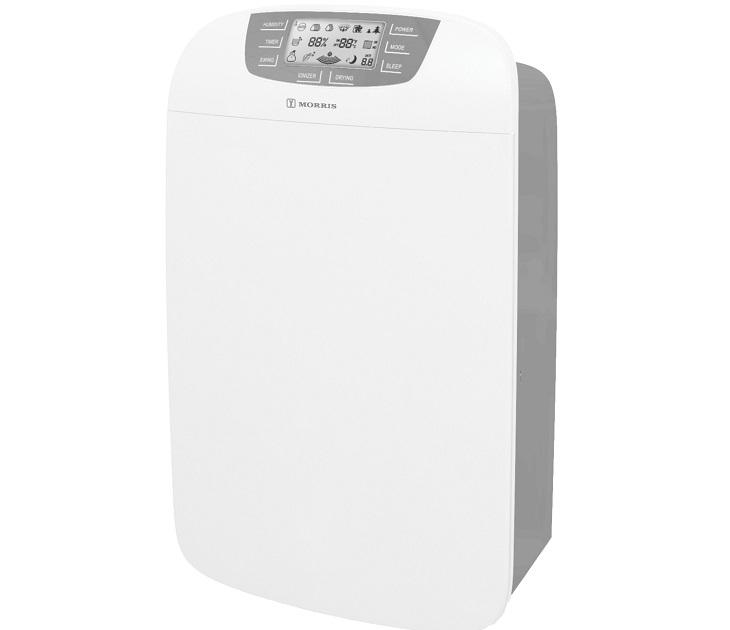 Αφυγραντήρας 40Lt. με Ιονιστή MDE-4019 Morris (620 Watt) είδη θέρμανσης   ψύξης
