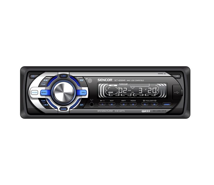 Ράδιο - CD Αυτοκινήτου Sencor SCT 4056MR ήχος   εικόνα