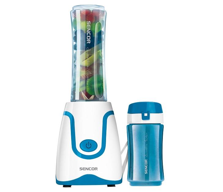 Συσκευή για Smoothies Sencor SBL 2202BL (Μπλε) μικρές οικιακές συσκευές