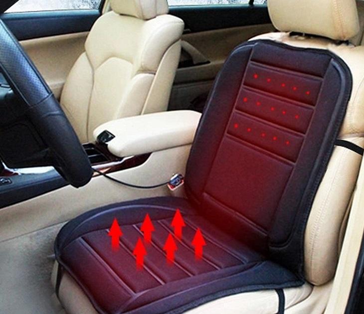 Θερμαινόμενο Μαξιλάρι Καθίσματος Αυτοκινήτου OEM