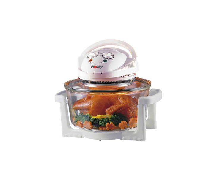 Πολυφουρνάκι Ρομπότ Hobby TS-460 (1400W) σκεύη μαγειρικής