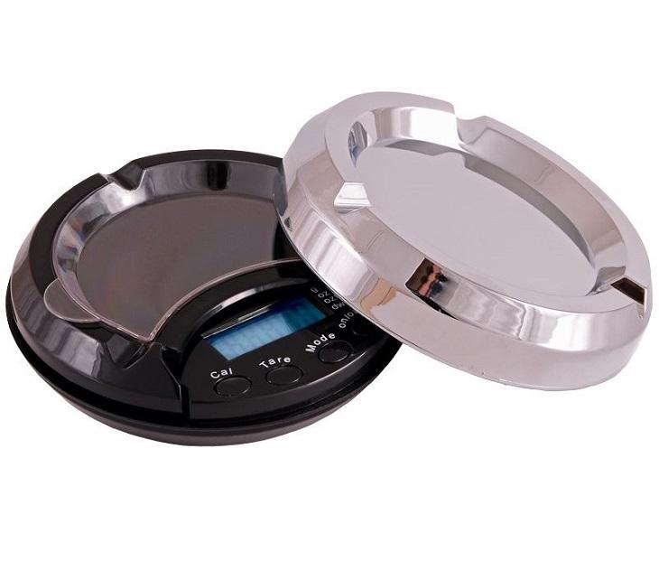 Μίνι Ψηφιακή Ζυγαριά Ακριβείας - Σταχτοδοχείο 0,01gr - 100gr OEM gadgets