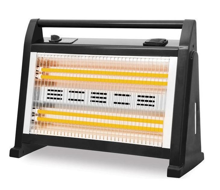 Ηλεκτ. Θερμάστρα Xαλαζία με Λειτ/για Υραντήρα 1800W ASEL AH-4119 είδη θέρμανσης   ψύξης