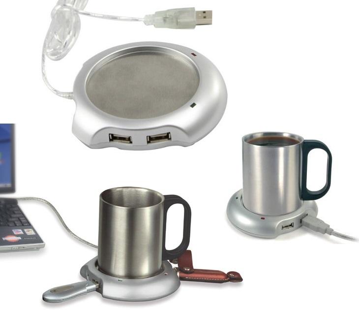 Συσκευή Διατήρησης Ζεστού Ροφήματος + 4 Θύρες USB OEM gadgets