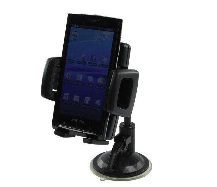 Universal Βάση 3 σε 1 για Ταμπλό, Αεραγωγό & Τζάμι BXL-HOLDER 40 gadgets