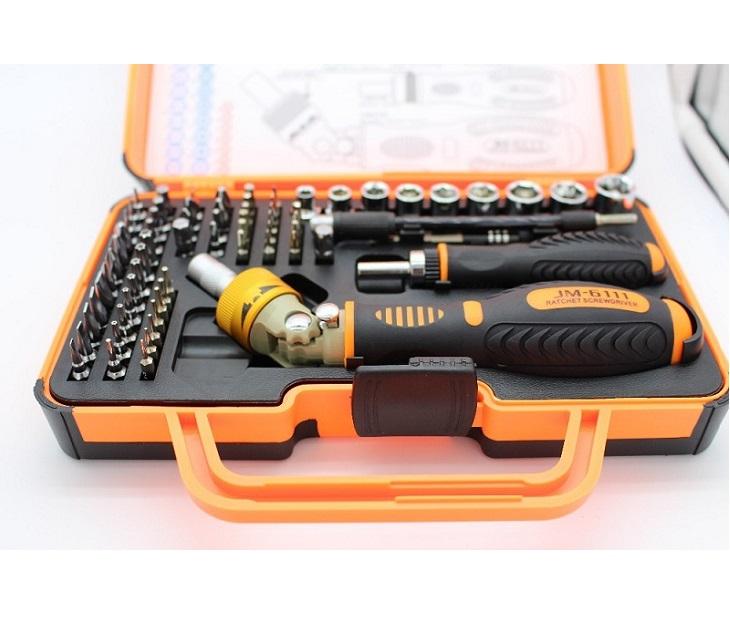 Επαγγελματική Κασετίνα - 69 Μαγνητικά Εργαλεία & Καστάνια JΑΚΕΜΥ gadgets