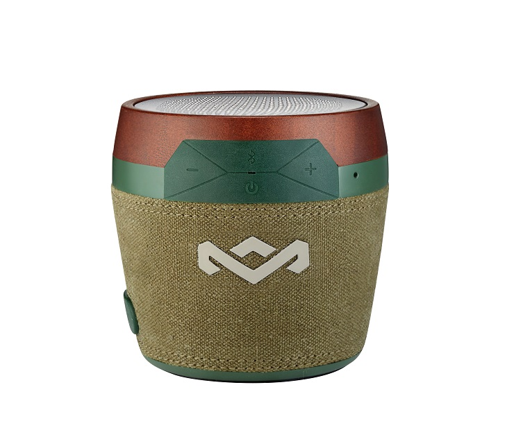 Ηχείο The House Of Marley Chant Mini Green Bluetooth EM-JA007-GR ήχος   εικόνα