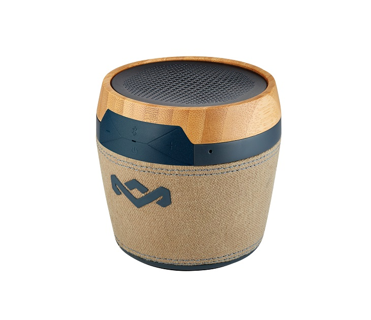 Ηχείο The House Of Marley Chant Mini Navy Bluetooth EM-JA007-NV ήχος   εικόνα