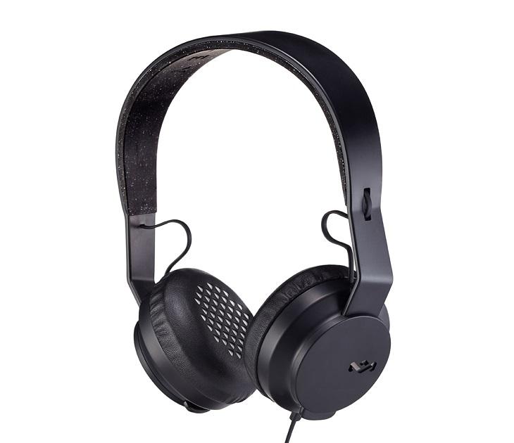 Ακουστικά Headset The House Of Marley Roar EM-JH081-BK Black ήχος   εικόνα