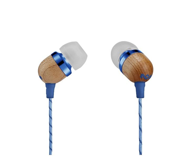 Ακουστικά in-Ear The House Of Marley Smile Jamaica EM-JE041-DN ήχος   εικόνα