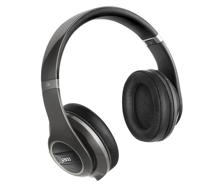 Ασύρματα Ακουστικά Headset Jam Transit City Bluetooth HX-HP150GY ήχος   εικόνα