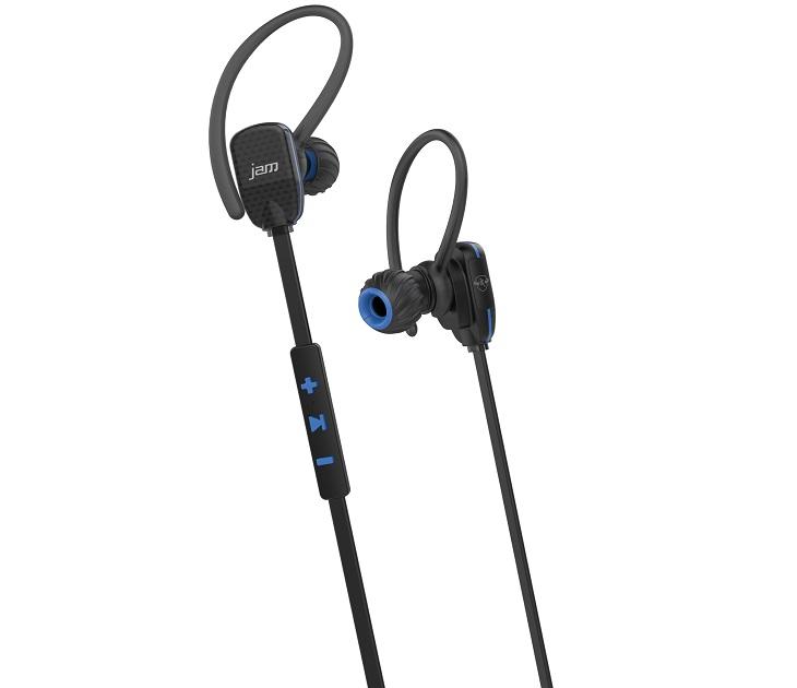 Ακουστικά in-Ear Jam Transit Micro Sports Buds HX-EP510BL ήχος   εικόνα