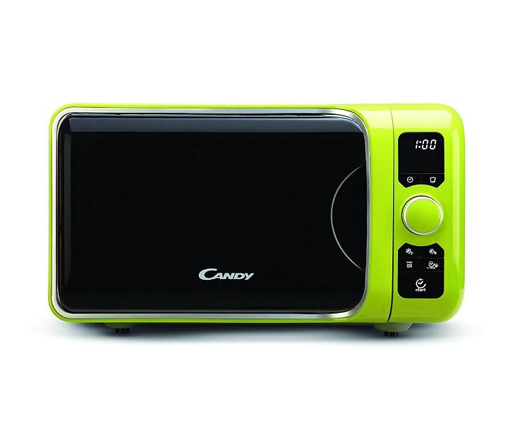 Φούρνος Μικροκυμάτων Candy EGO-G25DCG (Πράσινο) μικρές οικιακές συσκευές