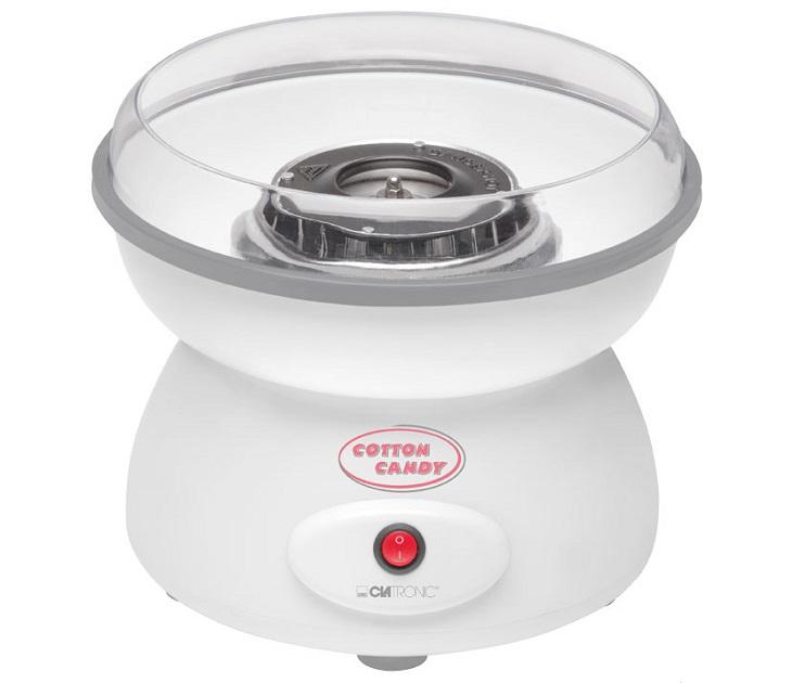 Συσκευή Παρασκευής για Μαλλί της Γριάς, 500W Clatronic ZWM 3478 μικρές οικιακές συσκευές