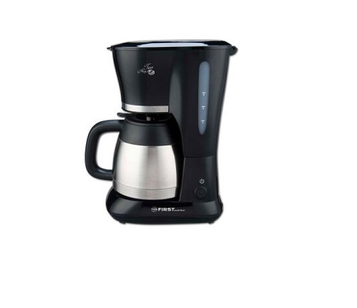 Καφετιέρα 8 Ποτηριών Inox First FA-5459-3 μηχανές καφέ