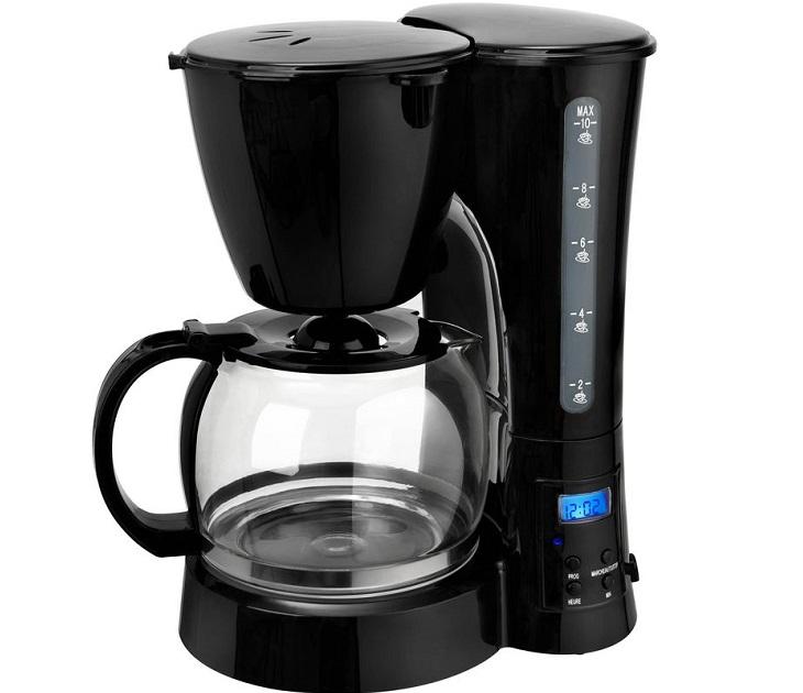 Προγραμματιζόμενη Καφετιέρα Φίλτρου 1,25L Kalorik TKG CM 1017 BT μηχανές καφέ