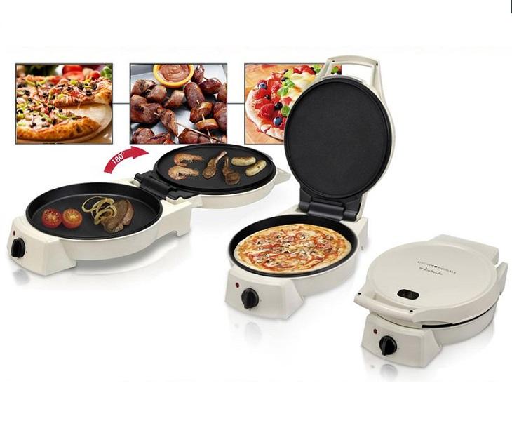 Συσκευή Παρασκευής Pizza & Grill 1800W TKG PZP 1002 KTO Kalorik μικρές οικιακές συσκευές