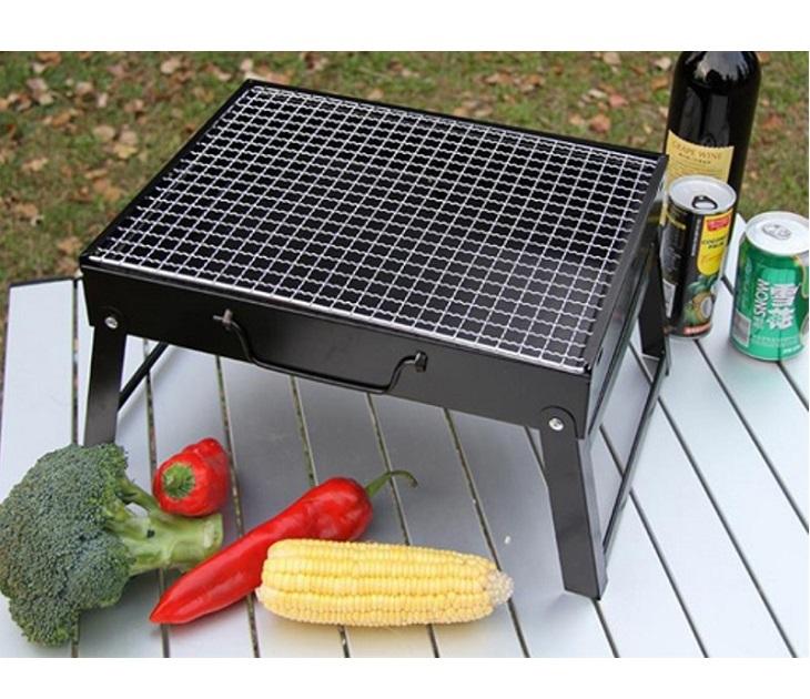 Φορητή Ψησταριά για Barbeque σε μέγεθος χαρτοφύλακα OEM σκεύη μαγειρικής