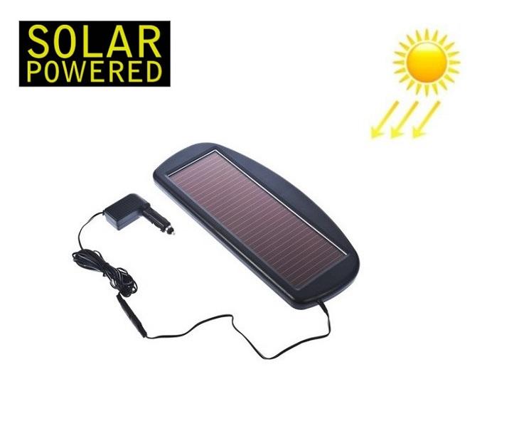 Ηλιακός Φορτιστής Μπαταρίας Αυτοκινήτου 12V φορτιστές