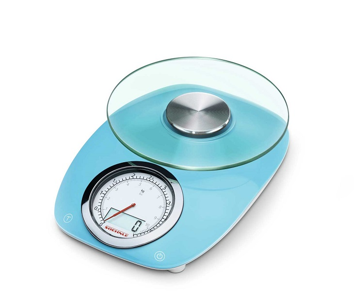 Ψηφιακή Ζυγαριά Κουζίνας 5kg Soehnle 66230 Vintage Style Blue είδη σπιτιού