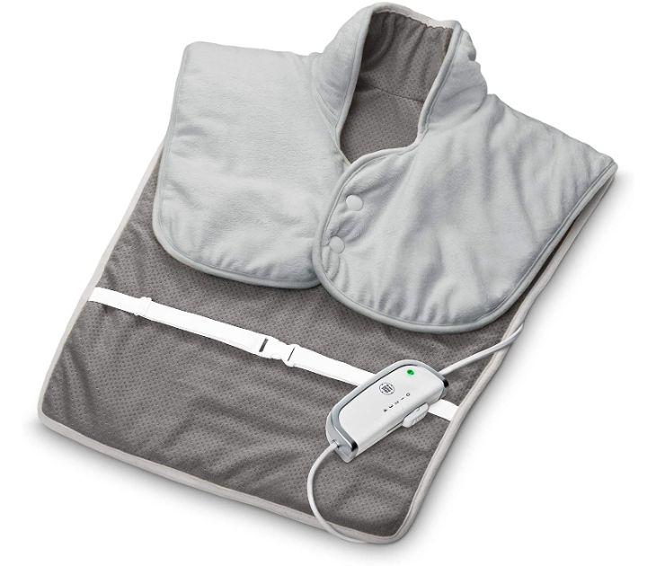Ηλεκτρική Θερμοφόρα Αυχένα-Πλάτης Medisana HP 630 (55x65cm-100W) είδη θέρμανσης   ψύξης