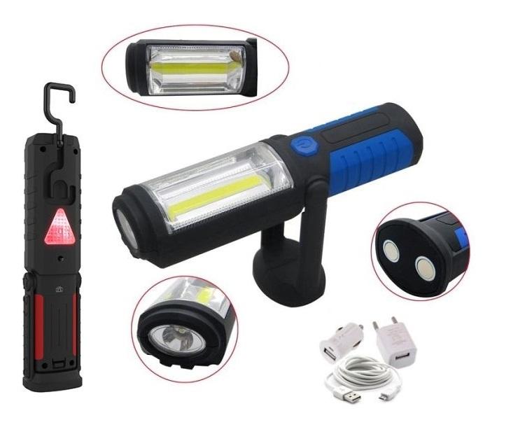 Πολυχρηστικός Φακός με Τεχνολογία COB LED & Φορτιστές OEM ηλεκτρολογικός εξοπλισμός