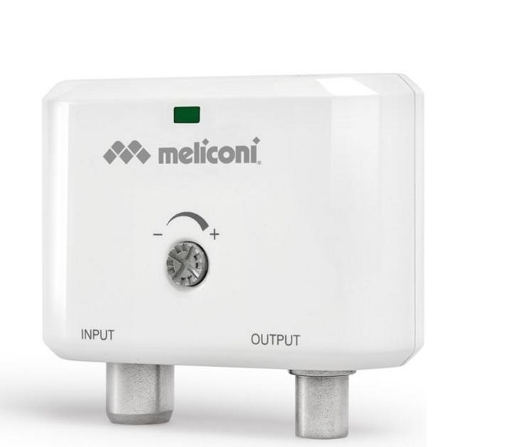 Ψηφιακός ενισχυτής σήματος κεραία εσωτερικού χώρου 25dB Meliconi gadgets