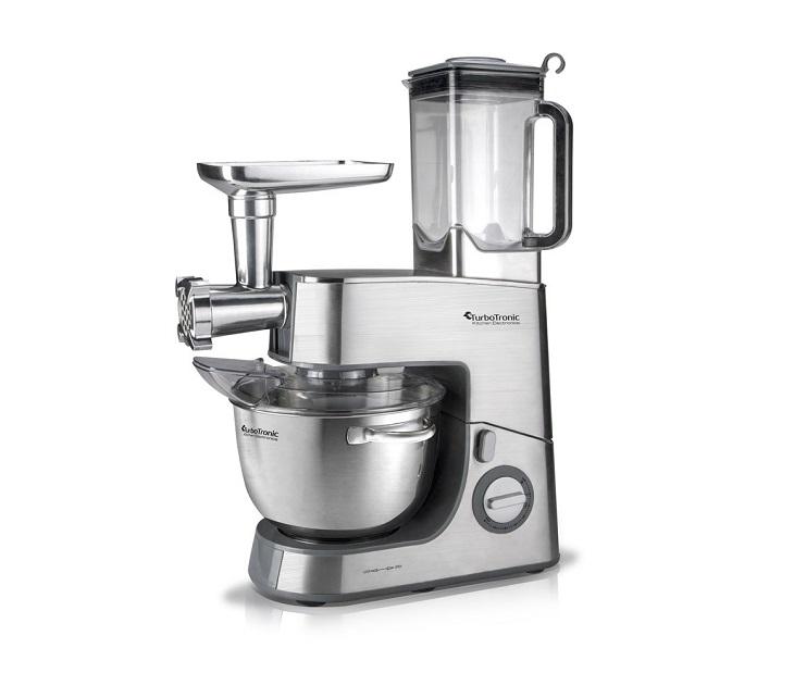 Κουζινομηχανή 4 Σε 1 Turbotronic TT-010 Με 16 Εξαρτήματα (2000W)