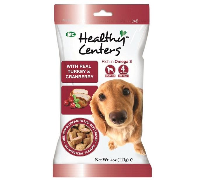 Λιχουδιά M&C Healthy Centres με Γαλοπούλα & Κράνμπερι 113g λιχουδιές σκύλου