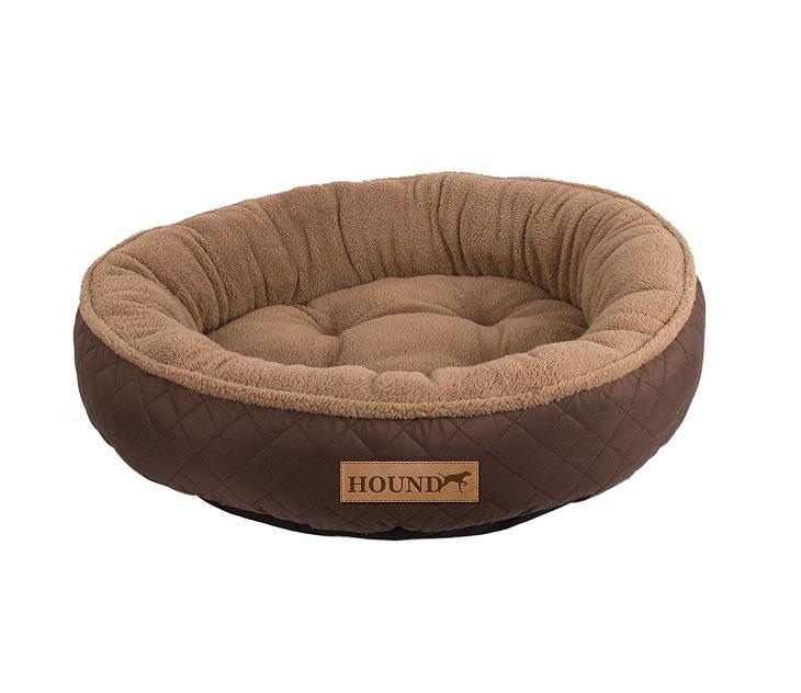 Κρεβάτι Σκύλου Pet Brands Hound Brown Donut (60x19εκ) κρεβάτια σκύλου