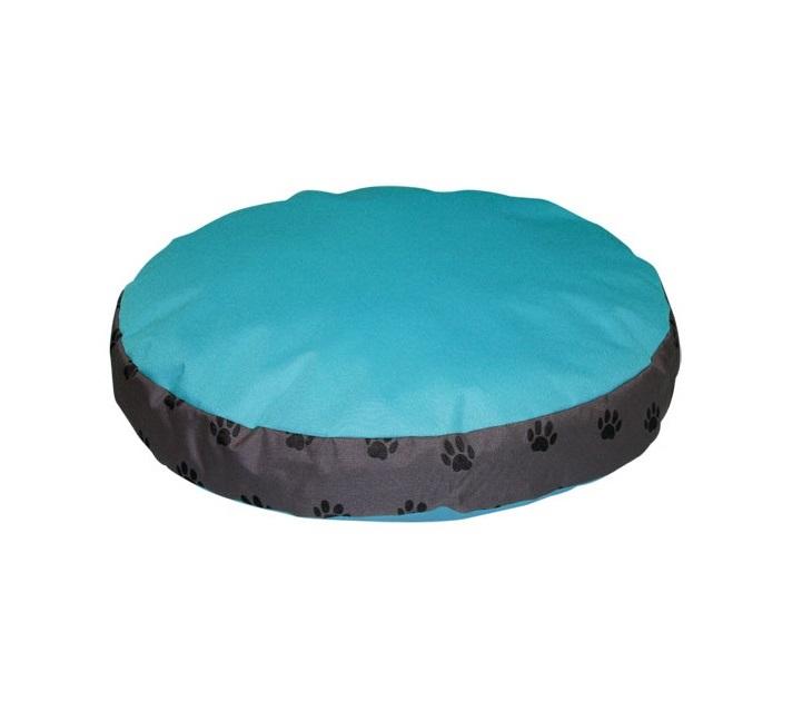 Κρεβάτι Σκύλου Pet Brands Aqua Blue Dog Bed (53x53x7.5εκ) στρώματα σκύλου