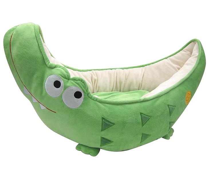 Κρεβάτι Σκύλου Pet Brands Crocodile Bed (73x41x17εκ) κρεβάτια σκύλου
