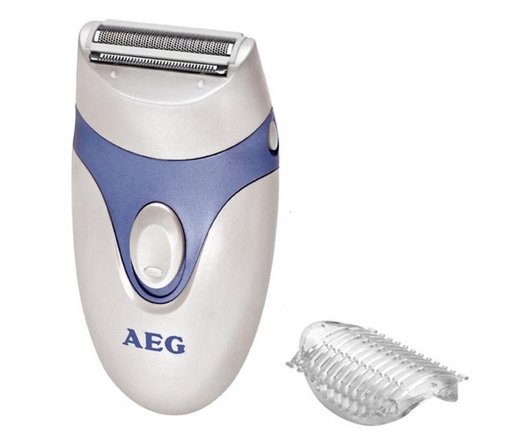 Γυναικεία Ξυριστική Μηχανή Με Μπαταρίες AEG LS 5652 (Μπλε)