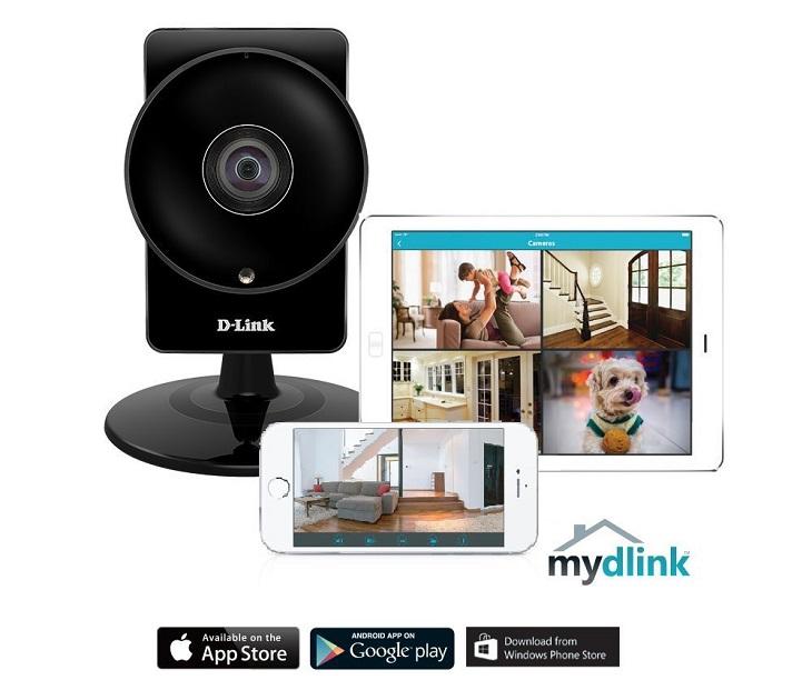 IP Κάμερα Ασφαλείας D-Link DCS-960L Wireless (Μέρας/Νύχτας) συστήματα ασφαλείας