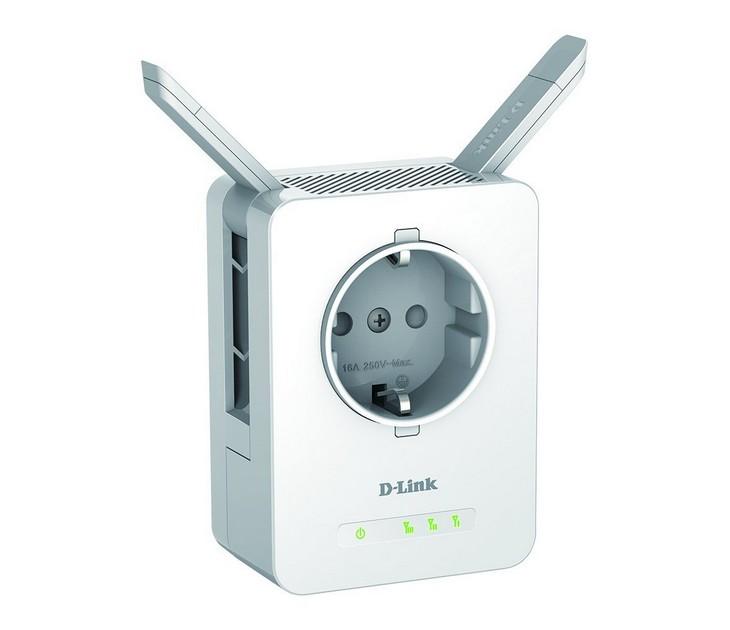 Πρίζα Ρεύματος με Επέκταση Wireless Σήματος D-Link DAP-1365 ηλεκτρολογικός εξοπλισμός
