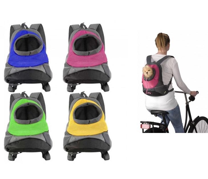Σακίδιο Πλάτης για Μεταφορά Κατοικιδίων έως 5 κιλά τσάντες μεταφοράς σκύλου
