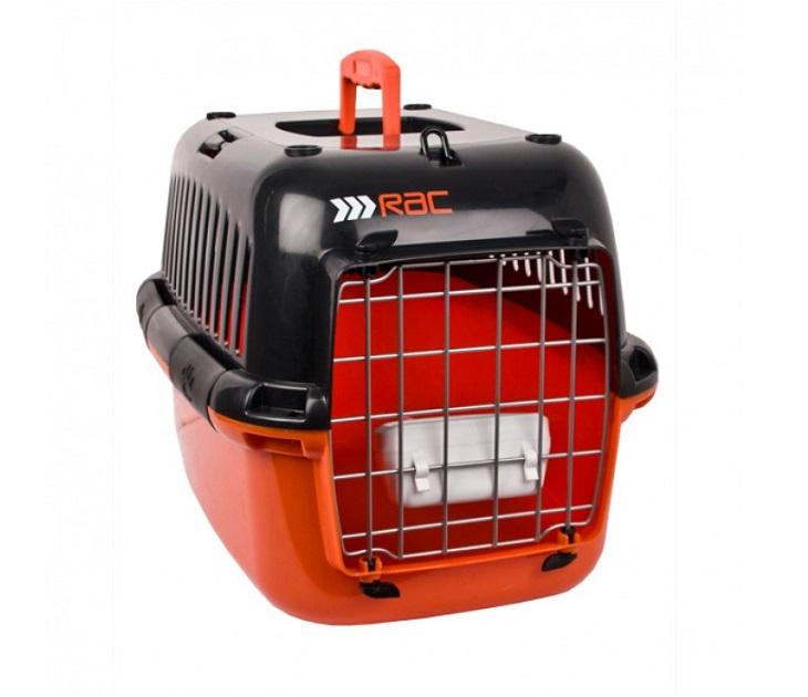 Κλουβί Μεταφοράς Σκύλου Rac RACPB23 (38x38x57εκ) κλουβία σκύλου