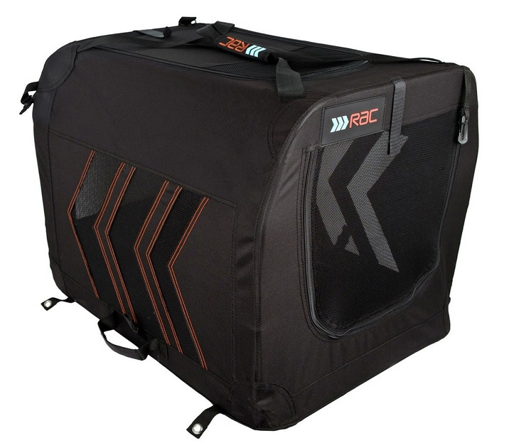 Τσάντα Μεταφοράς με Σιδερένιο Σκελετό Rac RACPB49 (61x40x41εκ) kατοικίδια