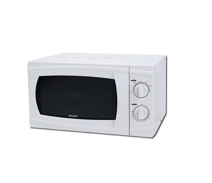 Φούρνος Μικροκυμάτων Primo P70B17L-T1 Λευκός (17Lt - 700W) μικρές οικιακές συσκευές