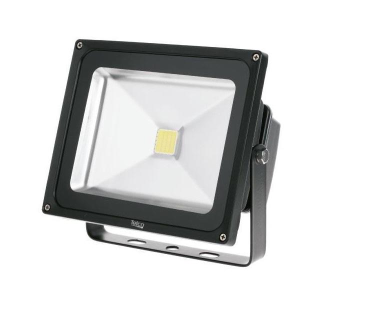 Επαγγελματικός Προβολέας LED Telco GR-TG009 Μαύρος (30W) 2160LM ηλεκτρολογικός εξοπλισμός